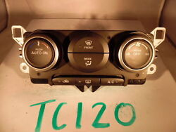 2010 10 11 12 MAZDA CX-7 CX7 CLIMATE CONTROL PANEL TEMPERATURE UNIT OEM TC120