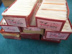 United Nations Incredible Fdc Dealer Stock In 8 Boxes. Retail Exceeds 10-15k