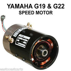 Yamaha G19 And G22 Golf Cart Speed Motor Up To 23mph