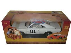 dukes of hazzard general lee diecast white