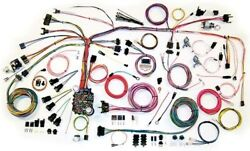 1967-68 Chevrolet Camaro Classic Update Wiring Harness Complete Kit 500661