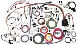 1970-72 Chevy Monte Carlo Classic Update Wiring Harness Complete Kit 510336