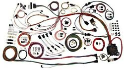 1968-69 Chevrolet Chevelle Classic Wiring Complete Update Kit - 510158