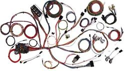 1967-68 Ford Mustang Classic Wiring Complete Update Kit 510055