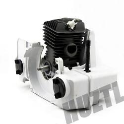 Fuel Oil Tank Crankcase 49mm Cylinder Compatible With Stihl 029 039 Ms290 Ms390