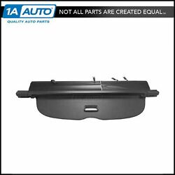 OEM Rear Cargo Security Privacy Cover Shade Protector Black for 15 Nissan Murano
