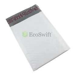 1-12000 00 5x10 Ecoswift Poly Bubble Mailers Padded Envelope Bags 5 X 10