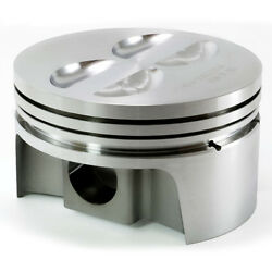 Mahle Motorsport Piston Set 930127830 4.030 Flat Top For Chevy Gm 604 Crate