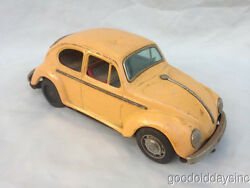 tin battery operated japan volkswagen vw