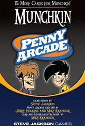 munchkin card game penny arcade expansion