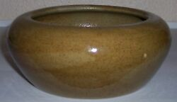 Bauer Pottery Early Green Art Bowl Mint