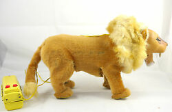 1950 tin collectible rosko toy growling