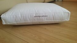 Medium Pillows Box Edge Luxury Hotel Quality Pillow Extra Neck And Back Support