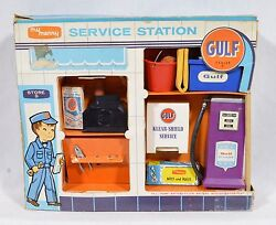 1960 my merry gulf service station in