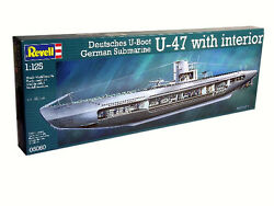 revell germany german wwii submarine u