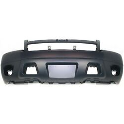 Front Bumper Cover Replacement For 2007-2014 Chevy Avalanche Suburban Tahoe