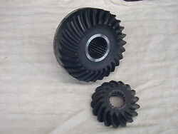 Volvo Penta Factory Gear Set Sx-m Drives Only 1.661 / 1.971 3852404