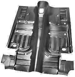Ford Mustang Mercury Cougar Complete Floor Pan Coupe And Fastback 19691970