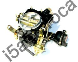 Marine Carburetor Rochester 2 Barrel Omc Replaces 981749 With Electric Choke