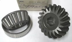 New 979855 Pinion Gear And Bearing Omc Stern Drive Timken Hm88947 Hm88510 1973- 77