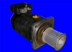 Very Nice Fanuc Spindle Motor 168 Volts Model 70w Type A06b-0306-b131