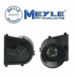 Meyle HVAC AC Heater Blower Motor Fan Assembly w Cage for Volkswagen for Audi