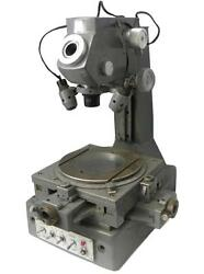 Unitron 3x Microscope With Two O Lamps Model 1188 - Sold As Is