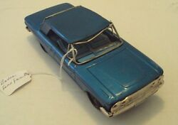 bandai tin 1964 ford fairlane friction