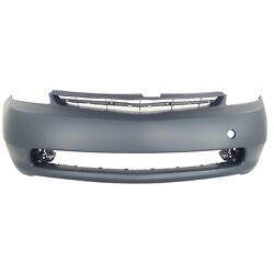Front Bumper Cover Primed For 2004-2009 Toyota Prius To1000274 5211947903