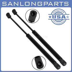 2pcs Rear Window Glass Gas Charged Lift Support For Hyundai Tucson 2005-2009