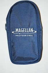 Magellan Thales Mobilemapper Ce Gps Zippered Carry Case With Belt Loop -- New