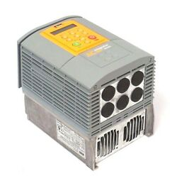 New Parker 690+0007b/460/1bs Variable Frequency Drive 690-432120b0-b0sw00-b400