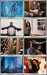 Tales From The Crypt Original 1972 Lobby Card Set Joan Collins/peter Cushing