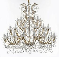 Crystal Chandelier Lighting Made With Spectra Crystal By