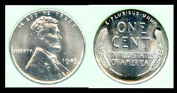 1943 1c- Very Nice Lincoln Cent