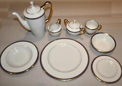 New.lenox Presidential Collection Fine Dining Setrare