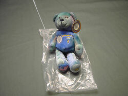 The Authentic Collectible Quarter Bears New Hampshire 1788 Small Stuffed Animal