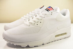 Ds Nike 2013 Air Max 90 Independence Day White Hyperuse 9.5 Atmos Patta 1 95 93