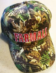 Farmall Embroidered Camo Hat 2 Types