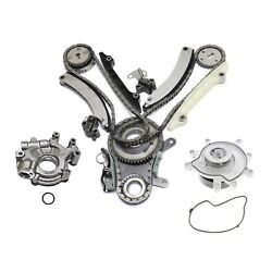 Timing Chain Kit For 2004-2010 Dodge Ram 1500 Dakota With Oil And Water Pump