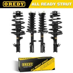 For Toyota Camry V6 97-01 Complete Struts  Shocks & Coil Springs w Mounts x4