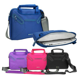 Neoprene Messenger Case Tote Bag Handle Carrying Briefcase For 8.9