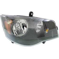 Headlight For 2011-2018 Dodge Grand Caravan 2014-2016 Town And Country Right Capa