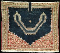 Antiker Senneh 108 X 92 - Antique Senneh 3and039 5 X 3and039 - Ca.1880