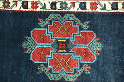 Antiker Afshar 177 X 149 - Antique Afshar 5and039 8 4and039 9 - Ca.1940