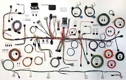 American Auto Wire 1987-89 Ford Mustang Wiring Harness 510547