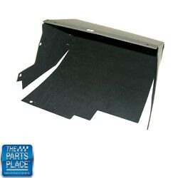 1968-69 Oldsmobile Cutlass 442 Glove Box Liner Insert Without A/c Oem