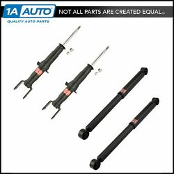 KYB Excel-G Front & Rear Shock Absorber 4 Piece Kit for Dodge Ram 1500 4WD New