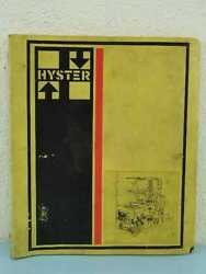 Hyster Ev-100 Motor Controller Electric Forklift Repair Troubleshooting Manual
