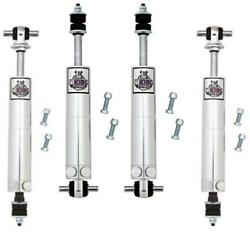 Viking Smooth Body Double Adjustable Front And Rear Shock Kit Vsk248 59-64 Galaxie